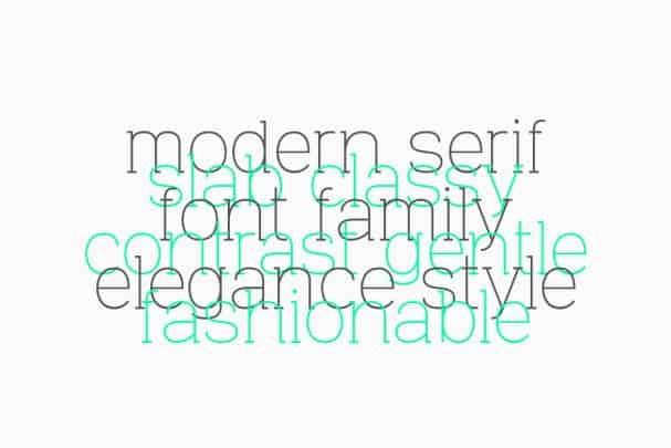 Download Venice Serif - Font Family font (typeface)