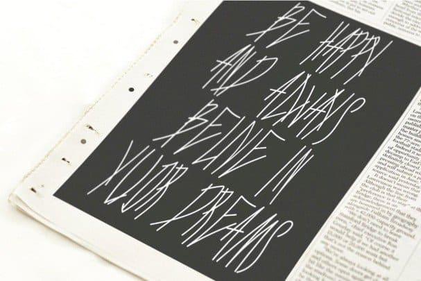 Download LAM/Font font (typeface)