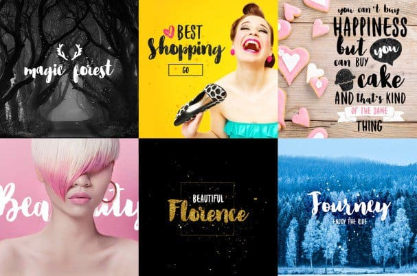 Download Florence Brush font (typeface)