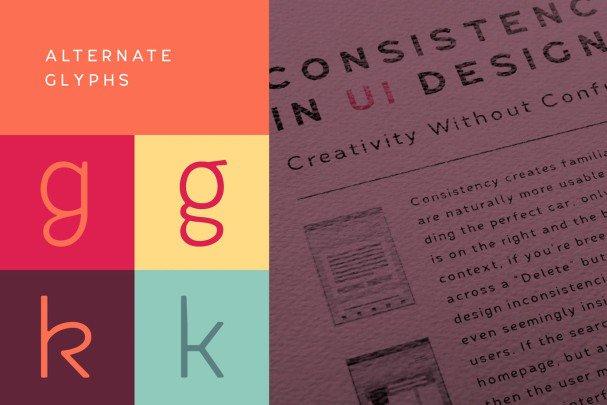 Download Fibon Neue font (typeface)