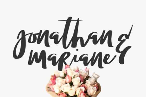 Download Jollie Typeface font (typeface)