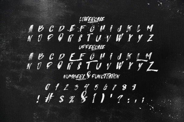 Download Italiano Brush font (typeface)
