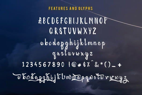 Download Velociraptype Font font (typeface)