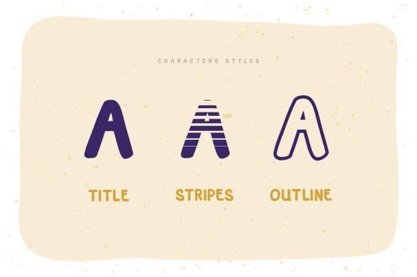 Download Adventura Speedol font (typeface)