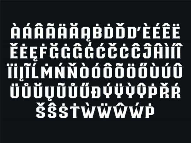 Download Regius font (typeface)