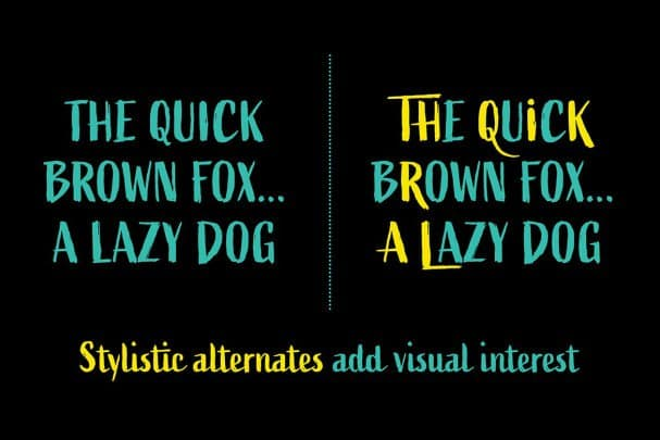 Download Active Family font (typeface)