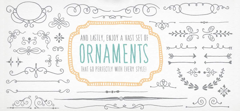 Download Amorie Modella Font Family font (typeface)