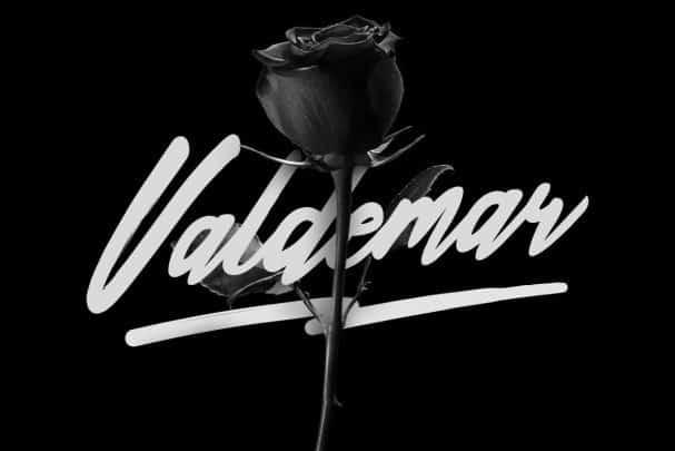Download Valdemar Typeface font (typeface)