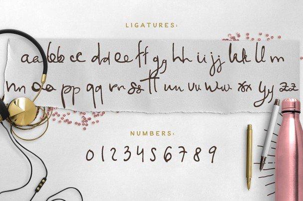Download Anita Liana font (typeface)
