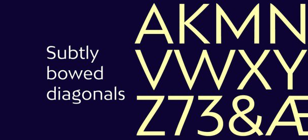 Download Bw Mitga family font (typeface)
