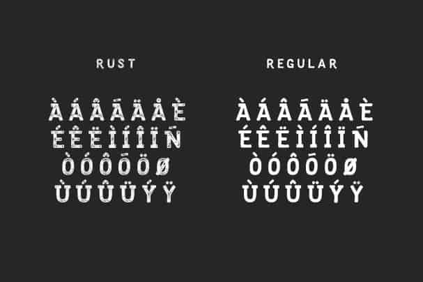 Download Segara Font font (typeface)