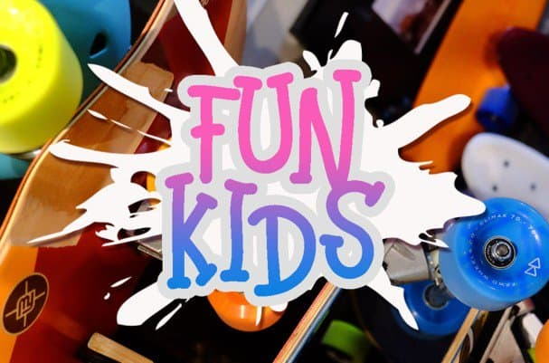 Download FUNNTASTIC font (typeface)