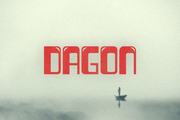 Download Dagon Typeface font (typeface)