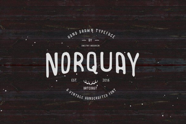 Download Norquay font (typeface)