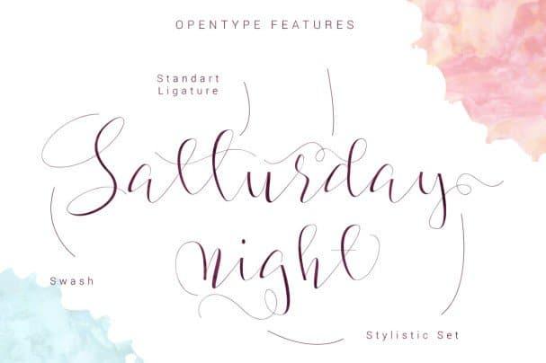 Download Moonshine Script font (typeface)