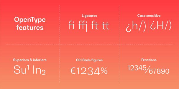 Download Bw Gradual font family font (typeface)