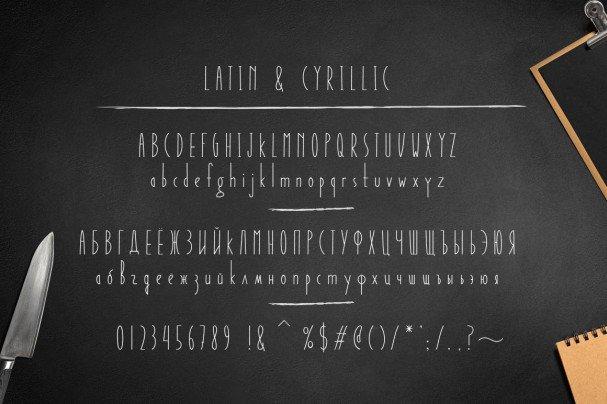 Download Montclar Handwritten Font font (typeface)