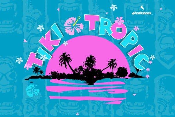 Download Tiki Tropic font (typeface)