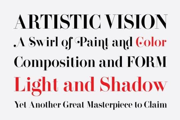 Download Domani font (typeface)