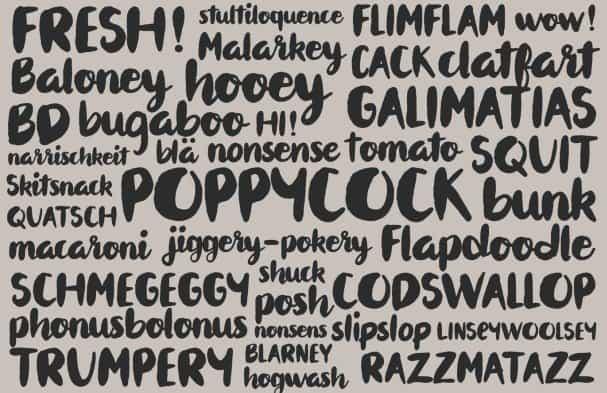 Download Applejack font (typeface)