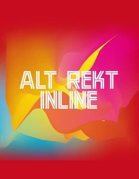 Download Rekt font (typeface)