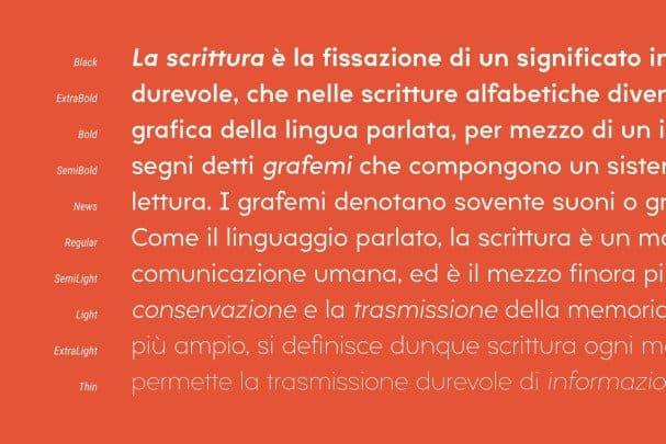 Download Liber v2 font (typeface)