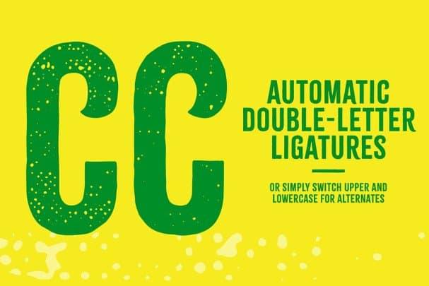 Download Citrus Gothic Family font (typeface)