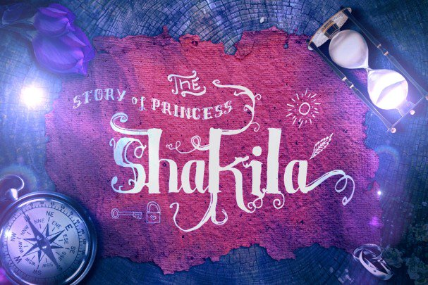 Download Shakila font (typeface)