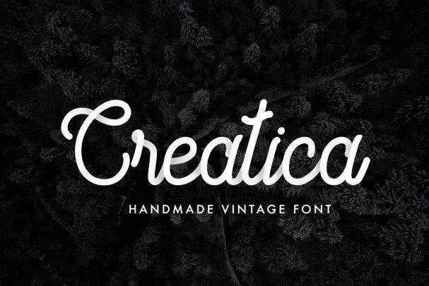 Download Vagabond - Handmade font (typeface)