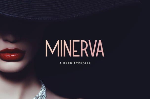 Download Minerva Typeface font (typeface)
