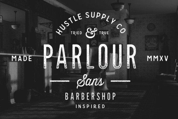Download Parlour Sans font (typeface)