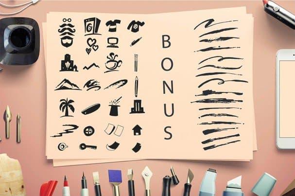 Download SEILOTTA BRUSH SCRIPT font (typeface)