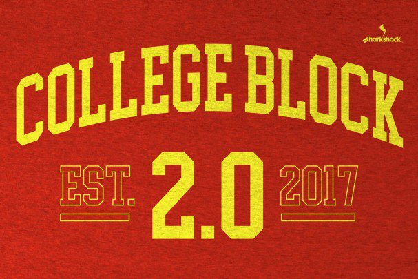 Download College Block 2.0 font (typeface)