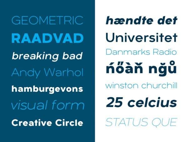 Download Arkibal Display font (typeface)