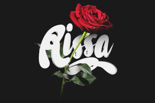 Download Rissa Typeface font (typeface)