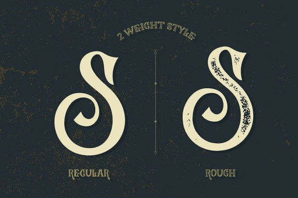 Download Brighton Smith Typeface font (typeface)