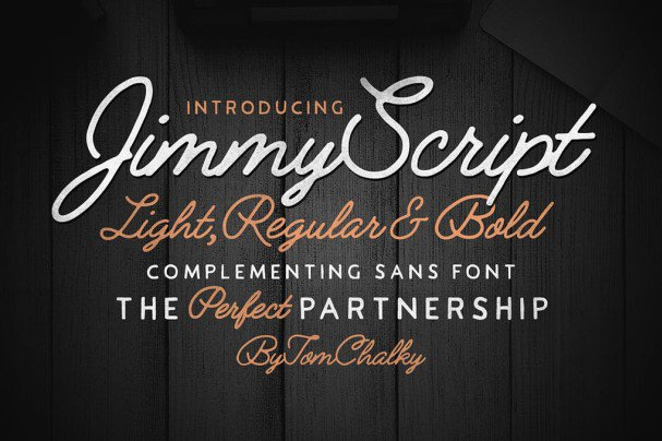 Download Jimmy Font Duo font (typeface)