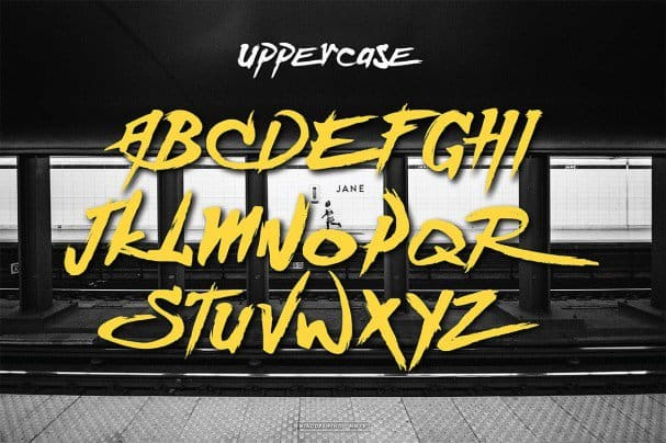 Download Steamfunk Typeface font (typeface)
