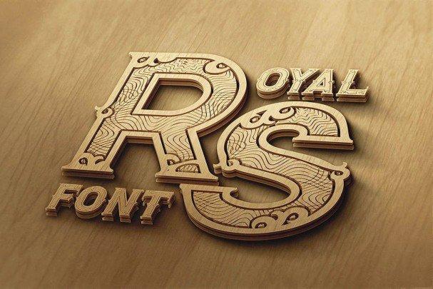Download Royal - Vintage Style Font font (typeface)