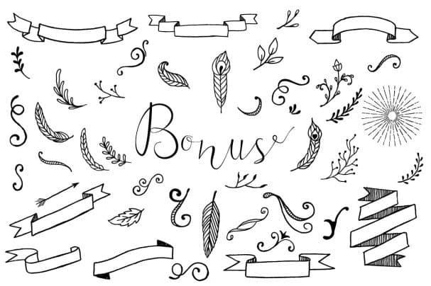 Download Kemayu Typeface font (typeface)