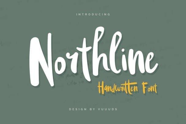 Download Northline font (typeface)