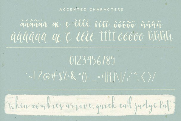 Download Jane Bugg font (typeface)