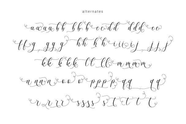 Download Billaneiva Typeface font (typeface)