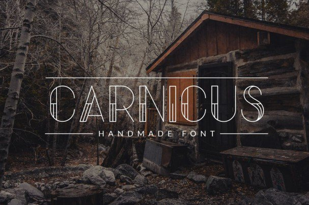 Download Carnicus font (typeface)