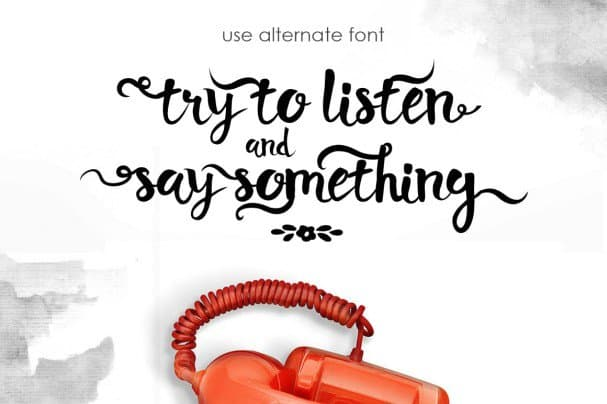 Download Arisyan font (typeface)