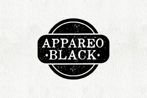 Download Appareo Black font (typeface)