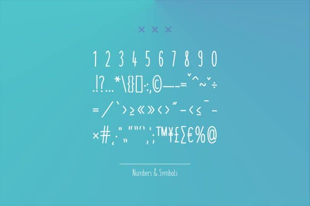 Download Monly Extended font (typeface)