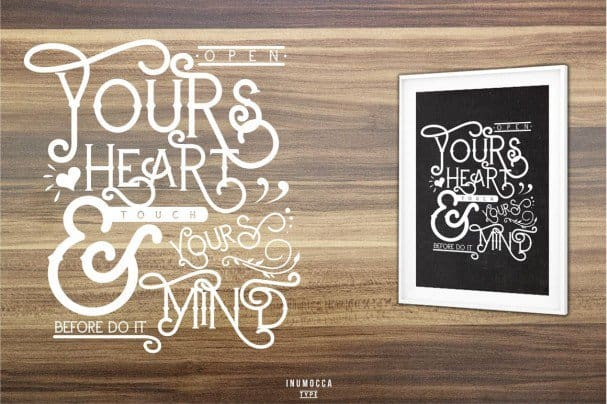 Download Carter Typeface font (typeface)