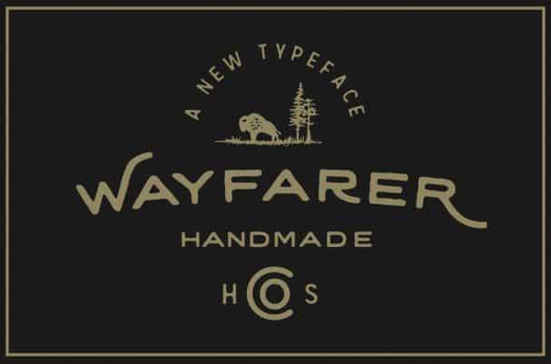 Download Wayfarer font (typeface)