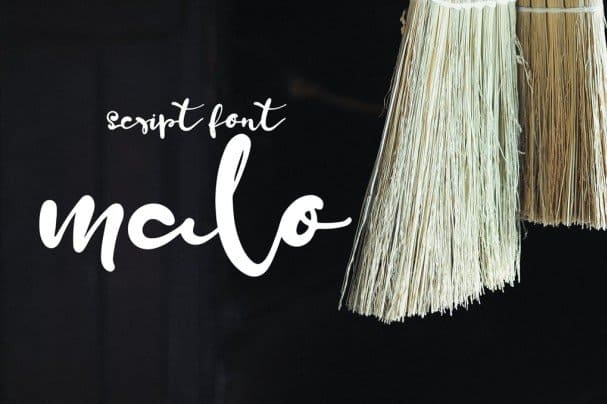 Download Malo font (typeface)